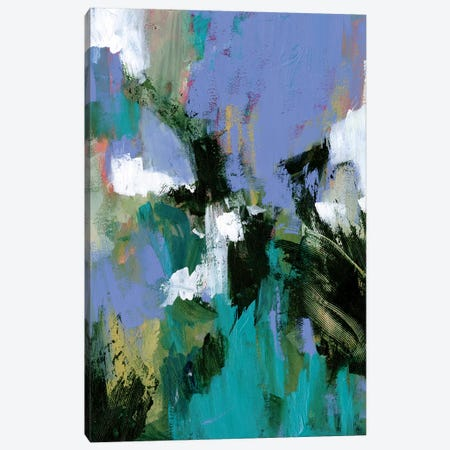 Resurgence II 3-Piece Canvas #VBO613} by Victoria Borges Canvas Art