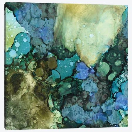 Sea Tangle I 3-Piece Canvas #VBO614} by Victoria Borges Art Print