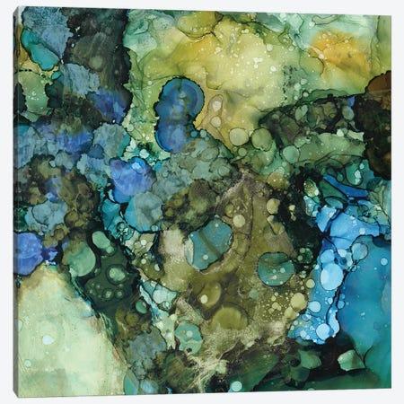 Sea Tangle II Canvas Print #VBO615} by Victoria Borges Canvas Print