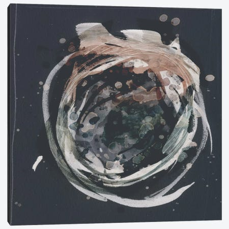 Molten Orbit I Canvas Print #VBO61} by Victoria Borges Art Print