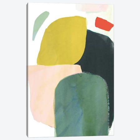 Summer Salad I Canvas Print #VBO620} by Victoria Borges Canvas Print