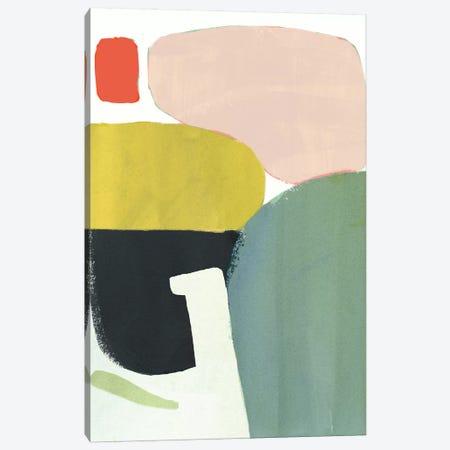 Summer Salad IV Canvas Print #VBO623} by Victoria Borges Art Print
