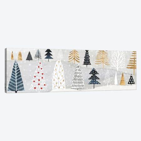 Christmas Chalet Collection D Canvas Print #VBO662} by Victoria Borges Canvas Art Print