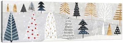 Christmas Chalet Collection D Canvas Art Print