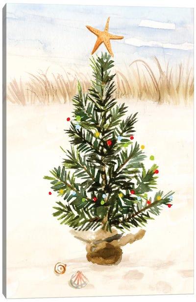 Christmas Coast Collection B Canvas Art Print