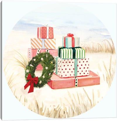 Christmas Coast Collection C Canvas Art Print