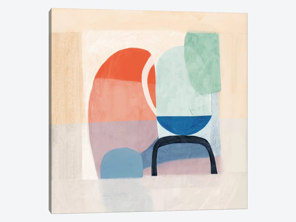 Multiform II by Victoria Borges 1-piece Art Print