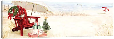 Christmas Coast Collection D Canvas Art Print