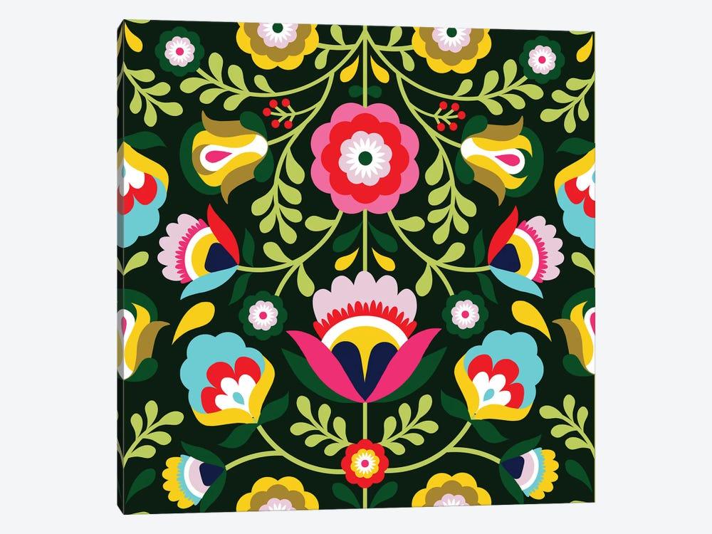 Cinco de Mayo Collection I by Victoria Borges 1-piece Canvas Wall Art