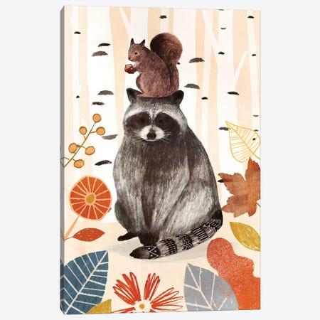 Cozy Autumn Collection B Canvas Print #VBO676} by Victoria Borges Canvas Print