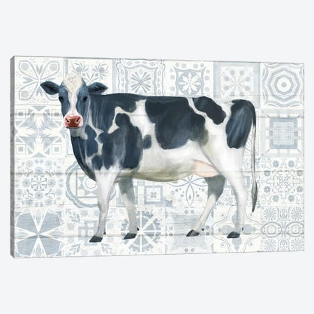 Patriotic Farm Collection A 3-Piece Canvas #VBO708} by Victoria Borges Canvas Wall Art