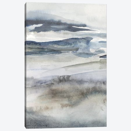 Neutral Salt Spray I Canvas Print #VBO71} by Victoria Borges Canvas Wall Art