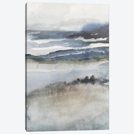 Neutral Salt Spray II Canvas Print #VBO72} by Victoria Borges Canvas Artwork
