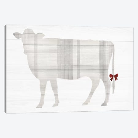 Yuletide Farm Collection D Canvas Print #VBO746} by Victoria Borges Canvas Print