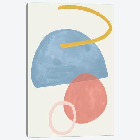 Cirque IV Canvas Print #VBO755} by Victoria Borges Canvas Artwork