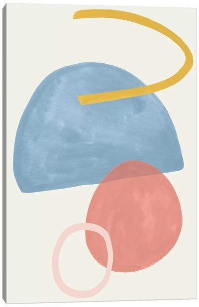 Cirque IV Canvas Art Print