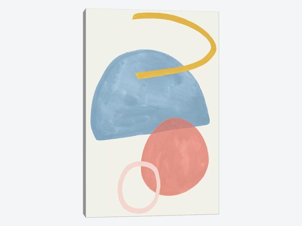 Cirque IV by Victoria Borges 1-piece Canvas Artwork
