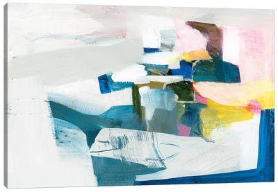 Costa II Canvas Art Print
