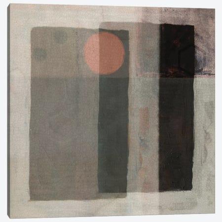 Partial Eclipse I Canvas Print #VBO75} by Victoria Borges Art Print