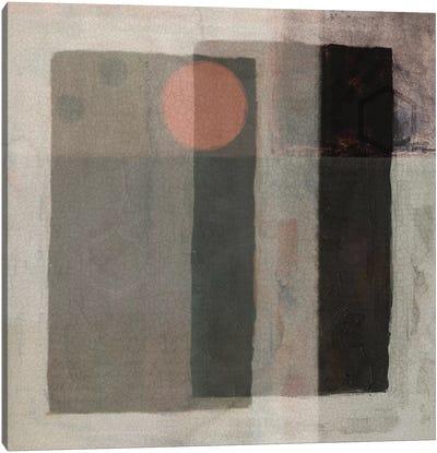 Partial Eclipse I Canvas Art Print