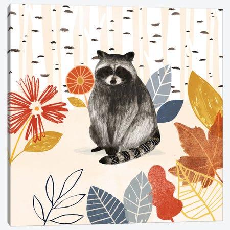 Cozy Autumn Woodland III 3-Piece Canvas #VBO760} by Victoria Borges Canvas Art
