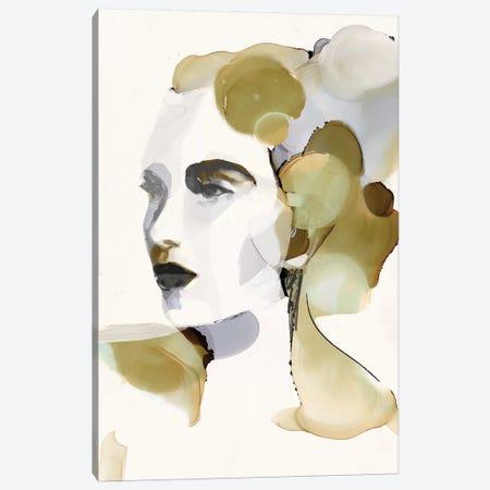 Organic Portrait I Canvas Print #VBO777} by Victoria Borges Canvas Wall Art