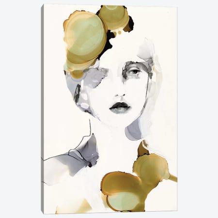 Organic Portrait II Canvas Print #VBO778} by Victoria Borges Canvas Print
