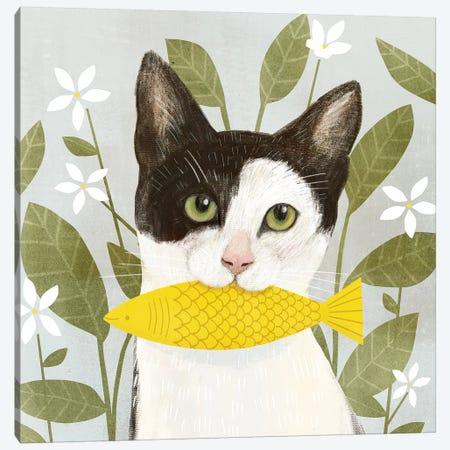 Pet Life I Canvas Print #VBO785} by Victoria Borges Canvas Print