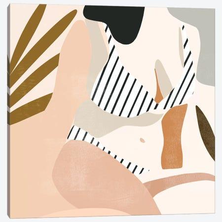 Trieste Summer IV Canvas Print #VBO812} by Victoria Borges Canvas Artwork