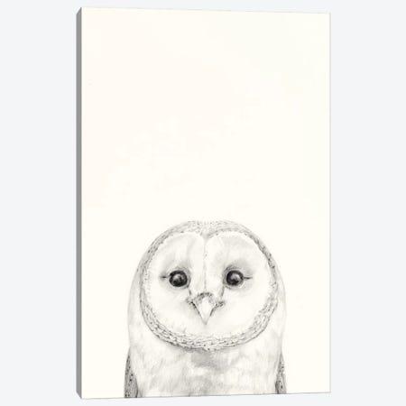Animal Mug III Canvas Print #VBO815} by Victoria Borges Canvas Art Print
