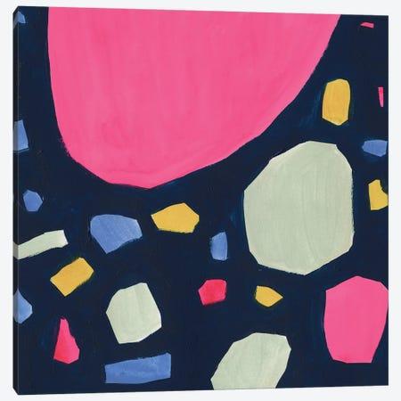 Bright Terrazzo II Canvas Print #VBO824} by Victoria Borges Canvas Art