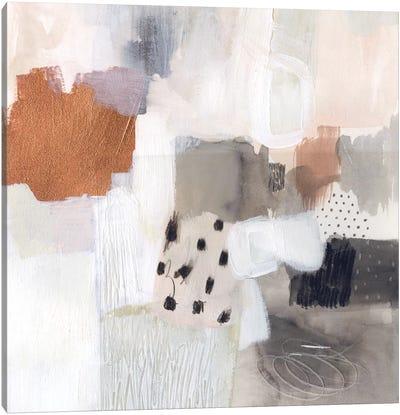 Puddle Jump I Canvas Art Print