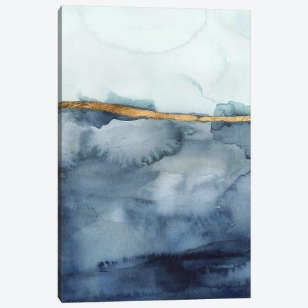 Coastal Horizon I Canvas Print #VBO885} by Victoria Borges Canvas Wall Art
