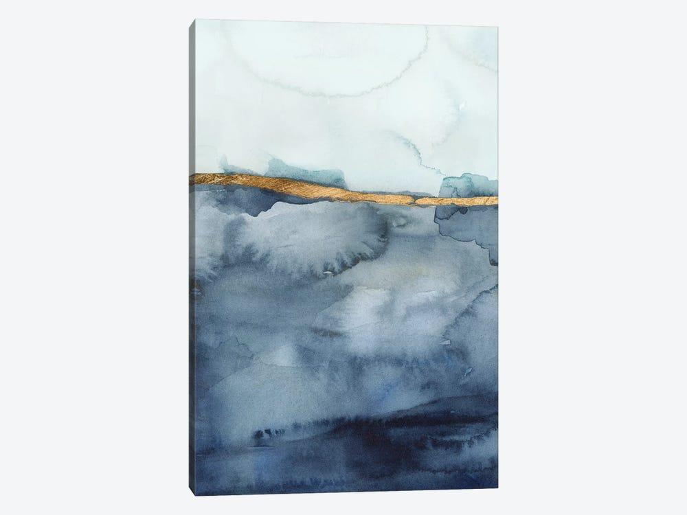 Coastal Horizon I by Victoria Borges 1-piece Canvas Art Print