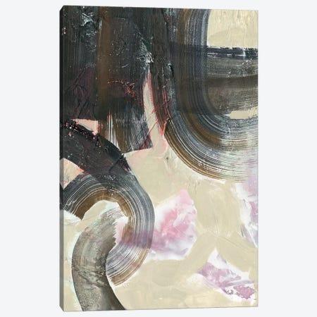 Striate II Canvas Print #VBO90} by Victoria Borges Canvas Wall Art