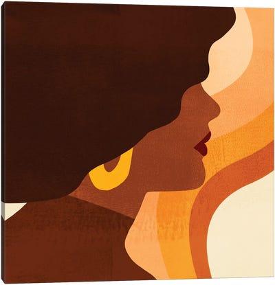 Sunseeker Portrait II Canvas Art Print