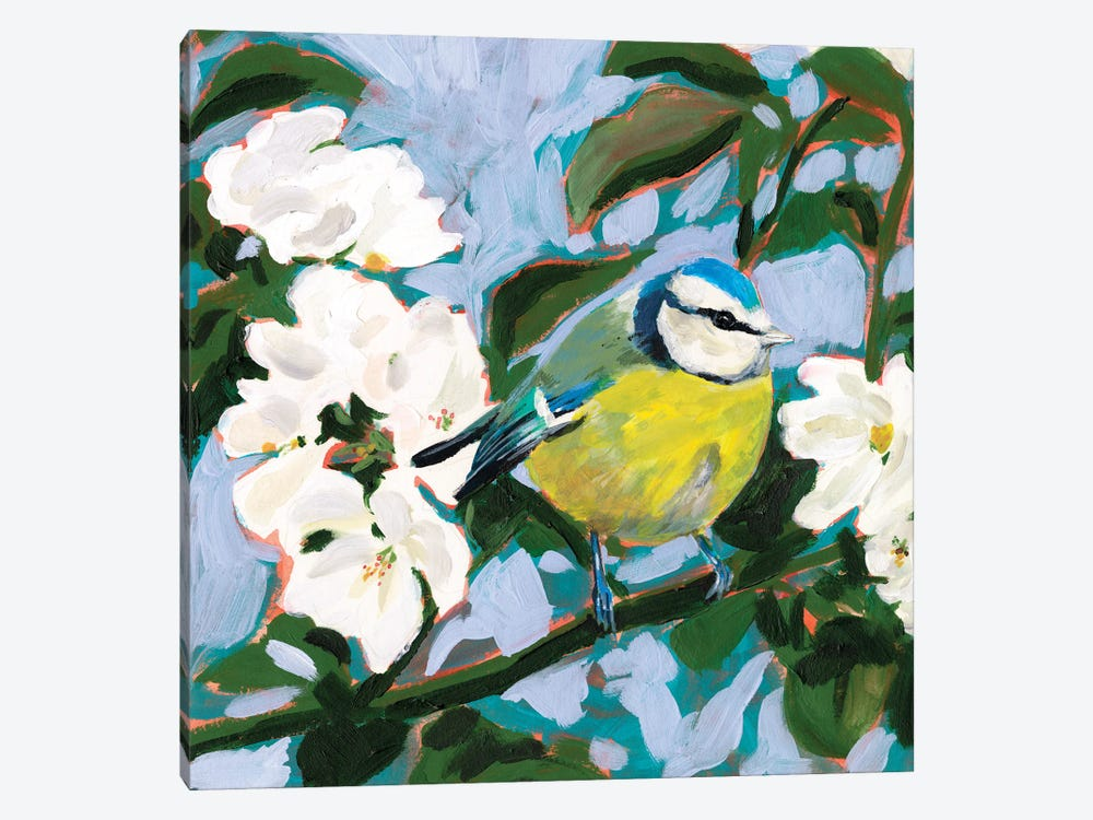 Perching I by Victoria Borges 1-piece Art Print