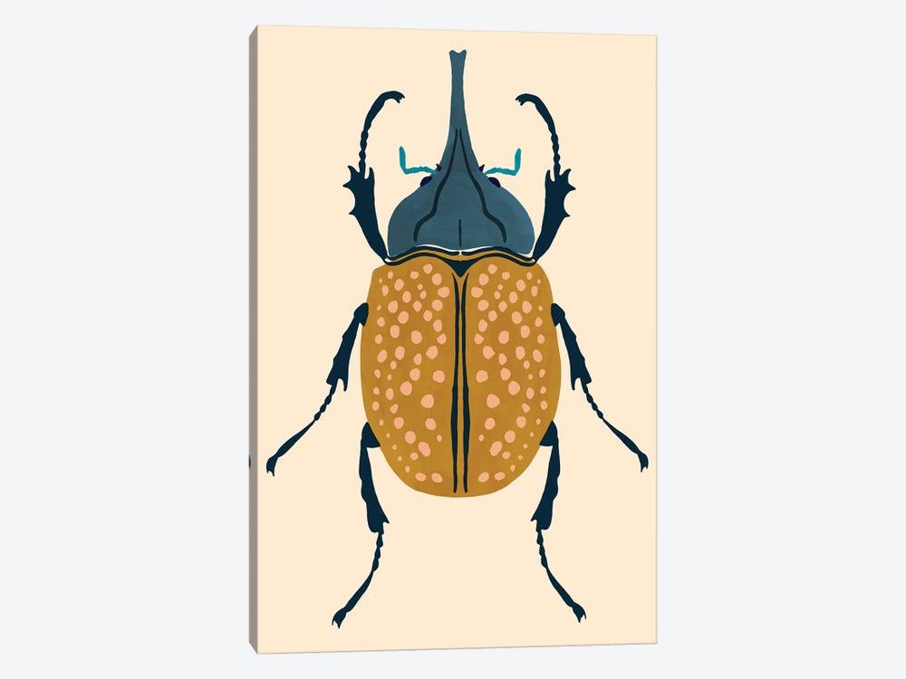 Beetle Bug II by Victoria Barnes 1-piece Canvas Art Print