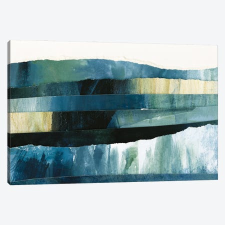 Groundswell II Canvas Print #VBR10} by Victoria Barnes Art Print