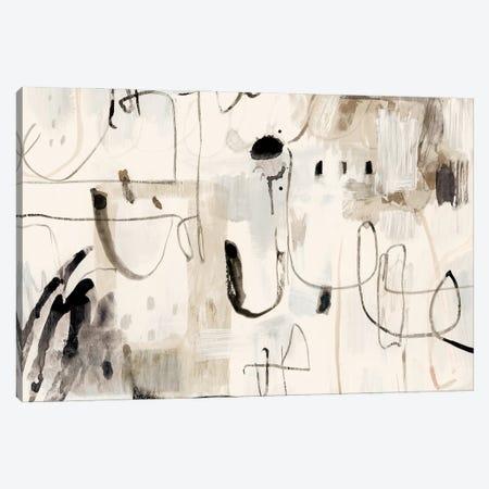 Net Neutral I Canvas Print #VBR117} by Victoria Barnes Canvas Art