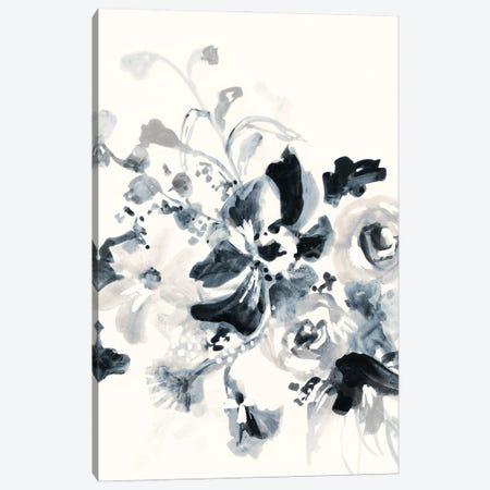 Floral Entanglement I Canvas Print #VBR156} by Victoria Barnes Canvas Art