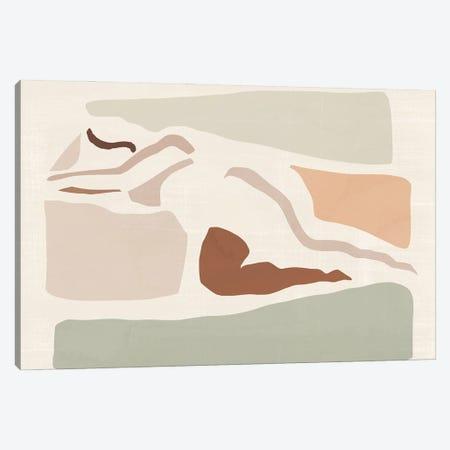 Lounge Abstract IV Canvas Print #VBR174} by Victoria Barnes Canvas Artwork