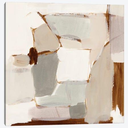 Mint Chip I Canvas Print #VBR181} by Victoria Barnes Canvas Artwork