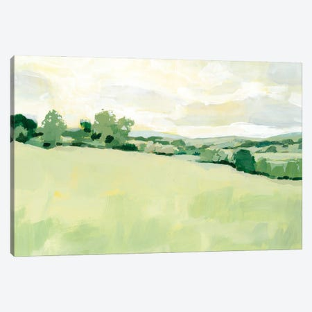 Pearly Pasture I Canvas Print #VBR195} by Victoria Barnes Canvas Wall Art