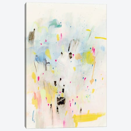 Sprinkle III Canvas Print #VBR205} by Victoria Barnes Canvas Art