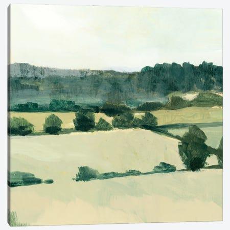 Textured Countryside I Canvas Print #VBR208} by Victoria Barnes Canvas Print