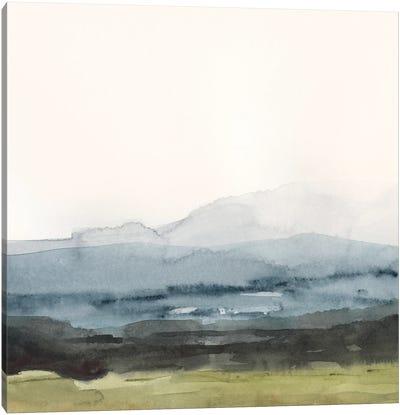 Blue Ridge Bound I Canvas Art Print