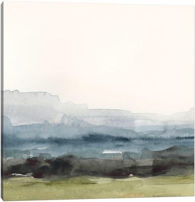 Blue Ridge Bound II Canvas Art Print