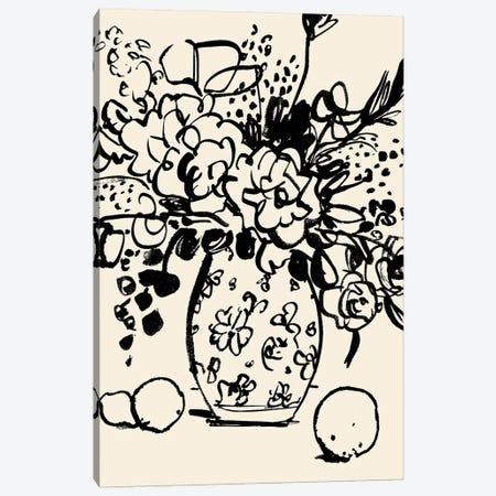 Matisse's Muse Still Life II Canvas Print #VBR249} by Victoria Barnes Canvas Art Print