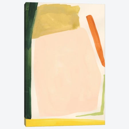 Pigment Parcel II Canvas Print #VBR260} by Victoria Barnes Canvas Print